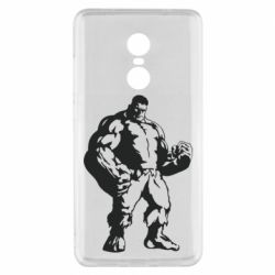 Чехол для Xiaomi Redmi Note 4x Hero Hulk