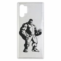 Чехол для Samsung Note 10 Plus Hero Hulk