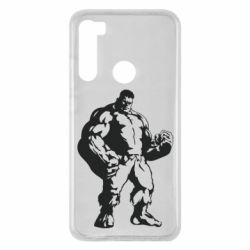 Чехол для Xiaomi Redmi Note 8 Hero Hulk