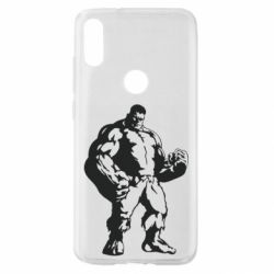 Чехол для Xiaomi Mi Play Hero Hulk