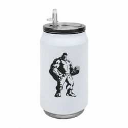 Термобанка 350ml Hero Hulk