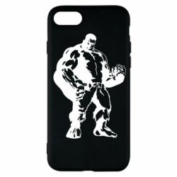 Чехол для iPhone 7 Hero Hulk