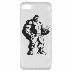 Чехол для iPhone5/5S/SE Hero Hulk