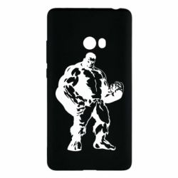 Чехол для Xiaomi Mi Note 2 Hero Hulk