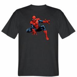 Мужская футболка Hero Spiderman