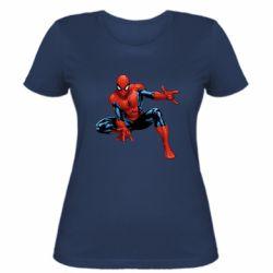 Женская футболка Hero Spiderman