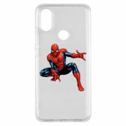 Чехол для Xiaomi Mi A2 Hero Spiderman