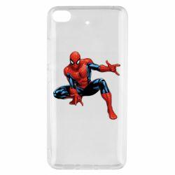 Чехол для Xiaomi Mi 5s Hero Spiderman