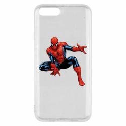 Чехол для Xiaomi Mi6 Hero Spiderman