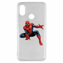Чехол для Xiaomi Mi8 Hero Spiderman