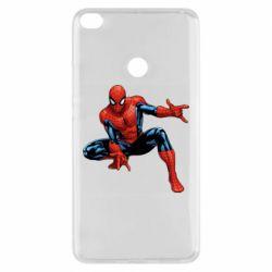 Чехол для Xiaomi Mi Max 2 Hero Spiderman
