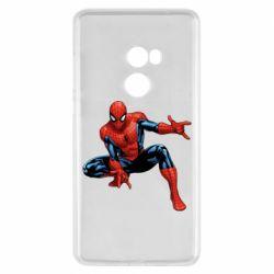 Чехол для Xiaomi Mi Mix 2 Hero Spiderman
