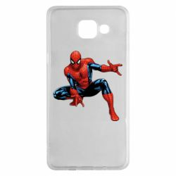 Чехол для Samsung A5 2016 Hero Spiderman