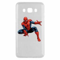 Чехол для Samsung J5 2016 Hero Spiderman