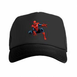 Кепка-тракер Hero Spiderman