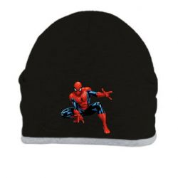 Шапка Hero Spiderman
