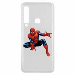 Чехол для Samsung A9 2018 Hero Spiderman