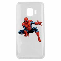 Чехол для Samsung J2 Core Hero Spiderman