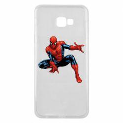 Чохол для Samsung J4 Plus 2018 Hero Spiderman