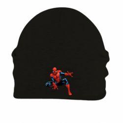 Шапка на флісі Hero Spiderman