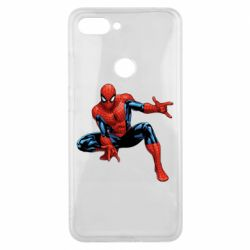 Чехол для Xiaomi Mi8 Lite Hero Spiderman