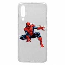 Чехол для Xiaomi Mi9 Hero Spiderman