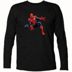 Футболка з довгим рукавом Hero Spiderman