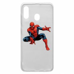Чохол для Samsung A20 Hero Spiderman