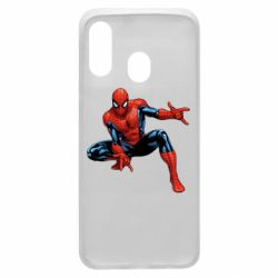 Чохол для Samsung A40 Hero Spiderman