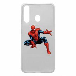Чехол для Samsung A60 Hero Spiderman