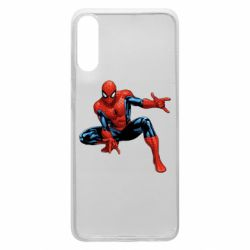 Чехол для Samsung A70 Hero Spiderman