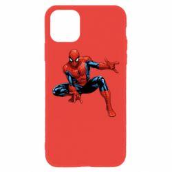 Чехол для iPhone 11 Hero Spiderman