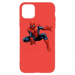 Чехол для iPhone 11 Pro Hero Spiderman