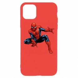Чехол для iPhone 11 Pro Max Hero Spiderman