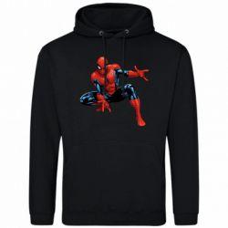 Мужская толстовка Hero Spiderman