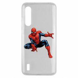 Чехол для Xiaomi Mi9 Lite Hero Spiderman