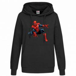 Женская толстовка Hero Spiderman