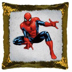 Подушка-хамелеон Hero Spiderman