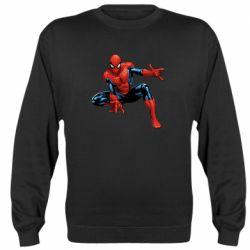 Реглан (свитшот) Hero Spiderman