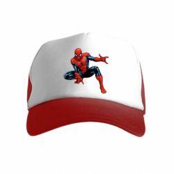 Дитяча кепка-тракер Hero Spiderman