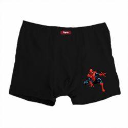 Чоловічі труси Hero Spiderman