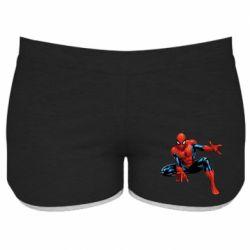 Женские шорты Hero Spiderman