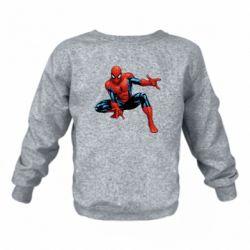 Детский реглан (свитшот) Hero Spiderman