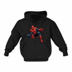 Детская толстовка Hero Spiderman