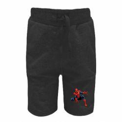 Детские шорты Hero Spiderman