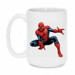 Кружка 420ml Hero Spiderman
