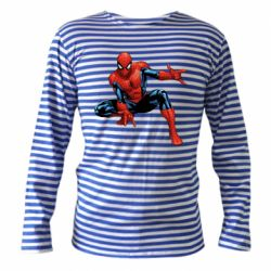 Тельняшка с длинным рукавом Hero Spiderman