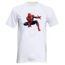 Мужская спортивная футболка Hero Spiderman