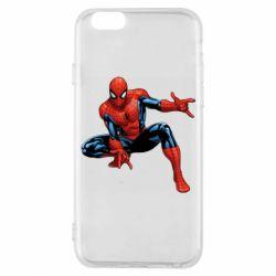 Чехол для iPhone 6/6S Hero Spiderman