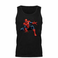 Мужская майка Hero Spiderman